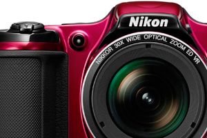 Nikon presenta due nuove bridge superzoom: Coolpix P520 ed L820, dotate di zoom 42x e 30x