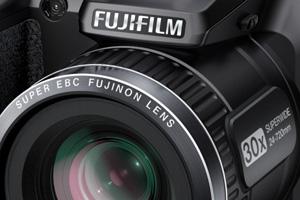 Fujifilm FinePix S4600 e S4800: zoom 26x e 30x