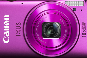 Canon IXUS 255HS, IXUS 135, IXUS 132 e PowerShot A2500