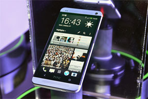 HTC One, i primi scatti dall'evento di Londra