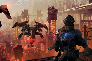 PS4: screenshot Killzone Shadowfall