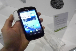 Le novit� Acer dal Mobile World Congress 2013