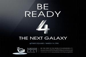 Samsung Galaxy S IV, la presentazione ufficiale