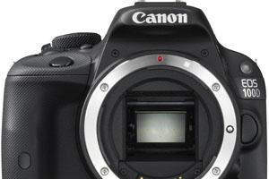Canon EOS 100D: la piccola reflex che sfida le mirrorless