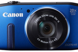 Canon PowerShot SX280 HS e PowerShot SX270 HS