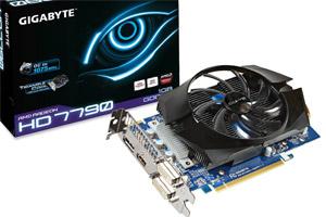 Le schede AMD Radeon HD 7790