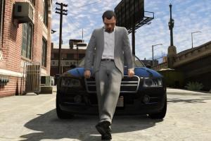 Grand Theft Auto V: tramonti, mare, cielo