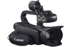CanonXA25, XA20 e LEGRIA HF G30: videocamere pro e prosumer