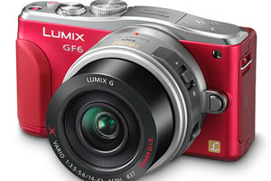 Panasonic Lumix GF6: 16 megapixel, Wi-Fi e NFC