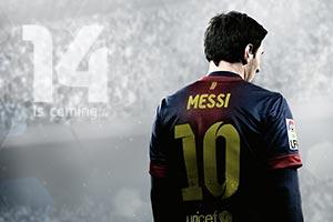 FIFA 14 Prime immagini