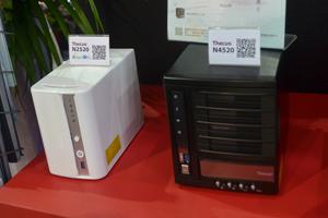 I due nuovi NAS N2520 e N4520 di Thecus